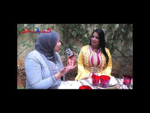 سمية الخشاب: أحب القفطان والأكل المغربي ومصر مرت بمرحلة عصيبة في عهد مرسي