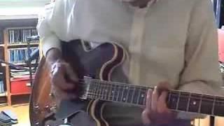 Heritage H535 Guitar Demo