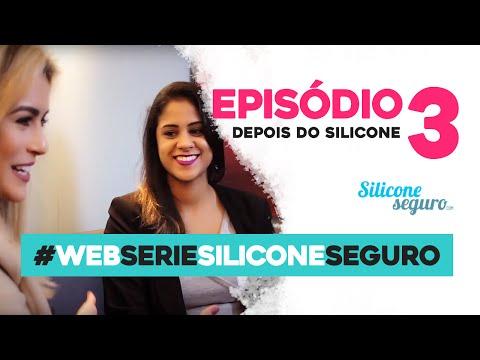 Depois do silicone! #SiliconeSeguro