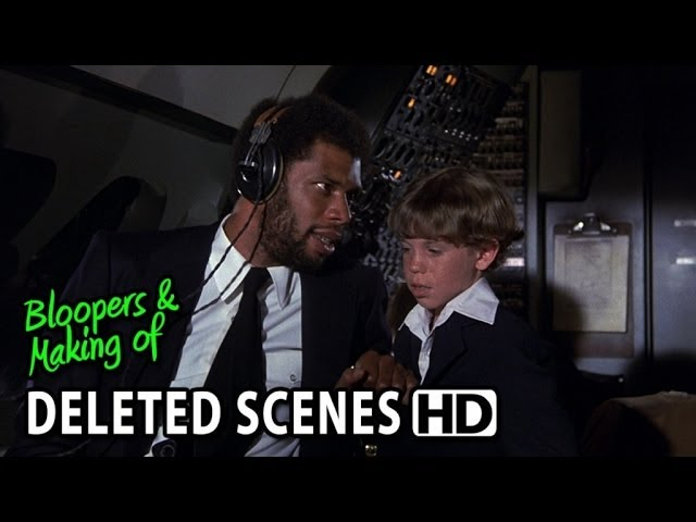 Airplane! (1980) Deleted, Extended & Alternative Scenes