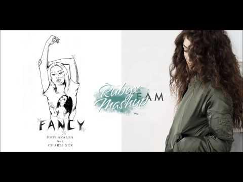 Iggy Azalea & Charli XCX vs. Lorde - Fancy vs. Team (Mashup)