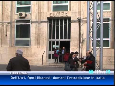 Dell'Utri, fonti libanesi: domani l'estradizione in Italia
