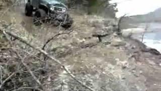 Suertudo del jeep