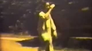 Rare Video Of Prof. Cheng Man Ching Tai Chi Form 37