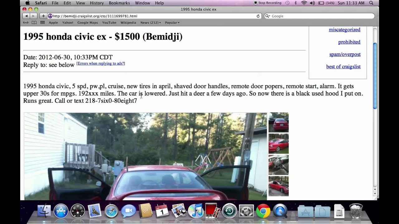 Craigslist Nh Used Cars By Owner