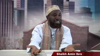 Sheikh Amin Ibro and Raayyaa Abbaa maaccaa