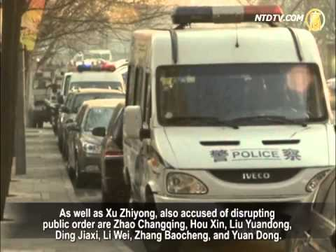 Five Chinese Law Professors Argue Xu Zhiyong's Innocence