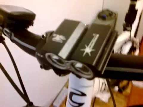 SolarStorm x2 Bicycle Light