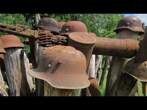 Фермерский музей касок