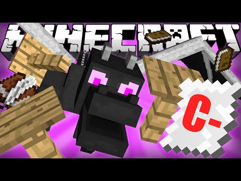 If the Ender Dragon went to School - Minecraft