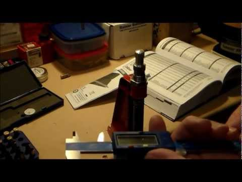 Reloading 9mm - Seating and Crimping