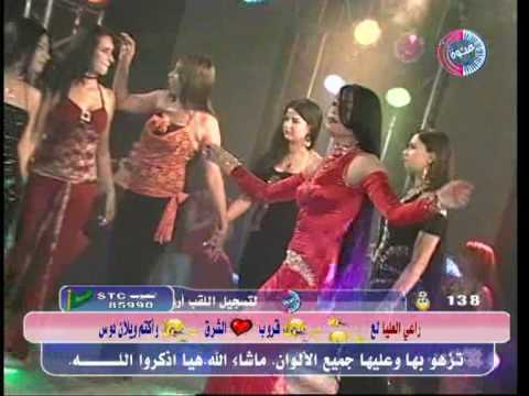girls arab belly dance choha bnat arab ghinwa tv liban algerie