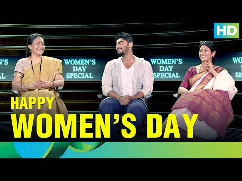 Arjun Kapoor Wishes Happy Women's Day