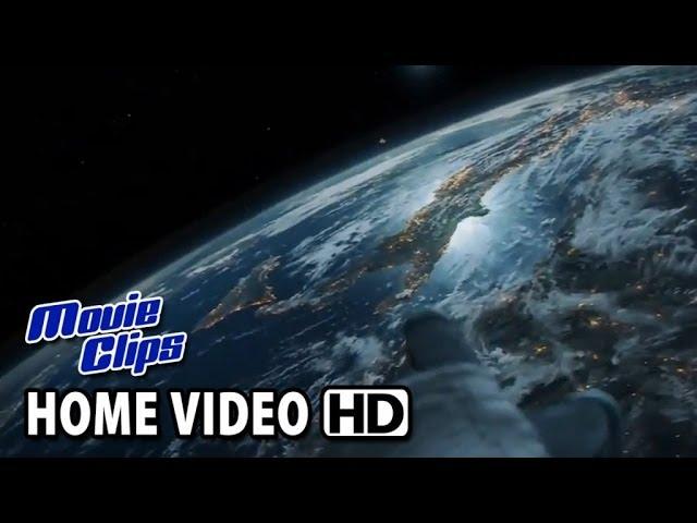 "Gravity Movie CLIP ""Soul Survivors"" (2013) - DVD/Blu-Ray Release HD"