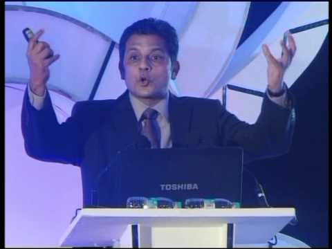 Iconic Healthcare Economist Dr. Mukesh Hariawala's Address at India Leadership Conclave 2013