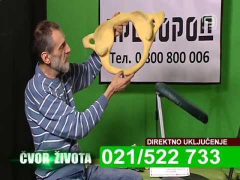 Čvor Života - Treća Emisija - Preporod Masaže Potiljka