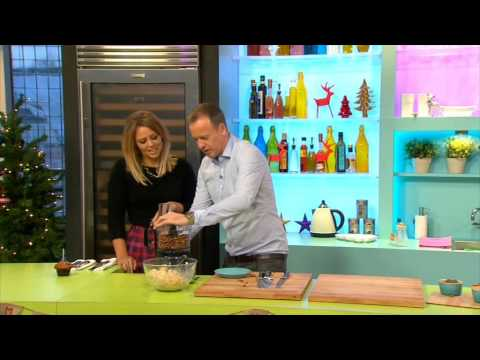 Kimberley Walsh - Cooking - Sunday Brunch - 22nd December 2013