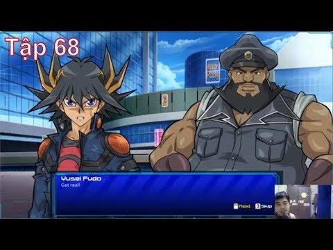 Vua Trò Chơi Yugi Oh  50's Tập 68 - Yusei vs Armstrong - Trận Đấu Nhẹ Nhàng Của Yusei