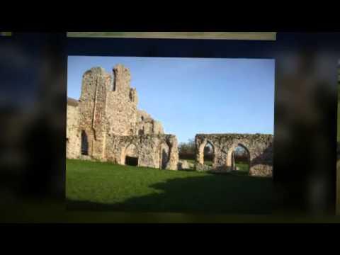 Abbey Gardens in East Anglia East Anglia
