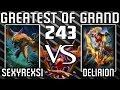 Smite Greatest of GrandMasters 243 Camazotz vs Hou Yi