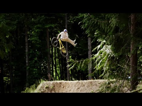 The Life of MTB Prodigy Brandon Semenuk - Red Bull Playgrounds