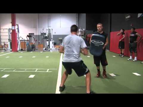 Coach Doyle Pass Protection drills for Football Offensive Lineman 6-8-2011