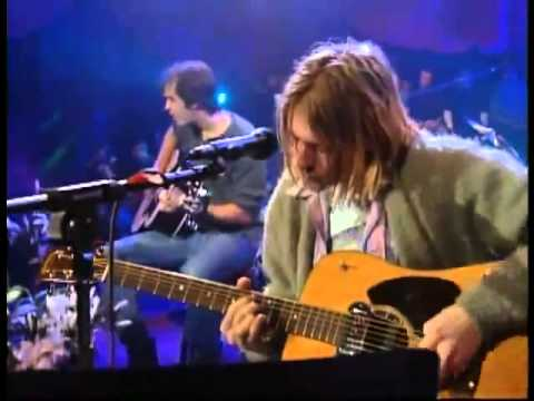 Nirvana   Come As You Are (unplugged) HD