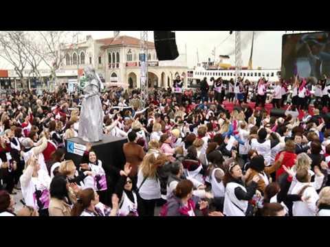 ADALET İÇİN DANS ETTİK  -  One Billion Rising