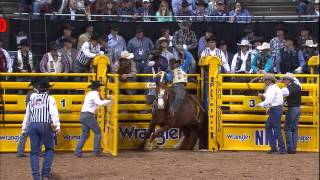 Round 8 Wrangler NFR Highlights