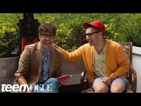 Fun. Guitarist Jack Antonoff Goes Head to Head with Sister & Designer Rachel Antonoff - Teen Vogue