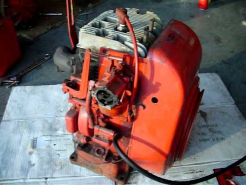 Starting and Tuning the 14 HP kohler engine with no ...