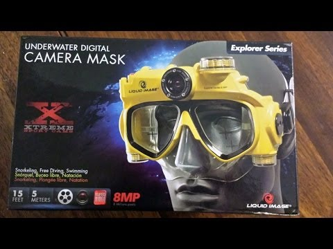 Liquid Image Underwater Video Camera - 8.0MP XSC Explorer Series