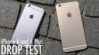 IPhone 6 And 6 Plus Drop Test!