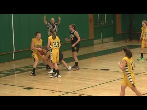 NAC - Lake Placid JV Girls 2-7-13