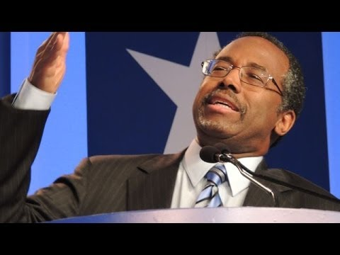 Ben Carson: Gay Marriage Is Like '2+2=5'