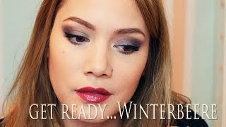 funnypilgrim – Get ready with me…Winterbeere (Drogerie)