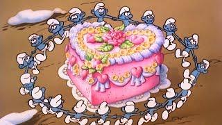 Šmolkovia - Môj šmolkovský valentín