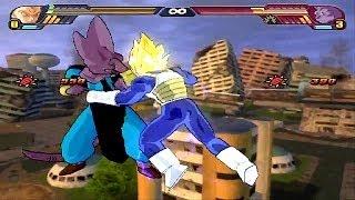 Dragon Ball Z Budokai Tenkaichi 3 Version Latino *Vegeta