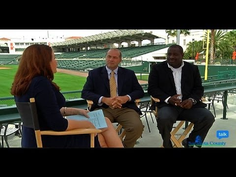 Sarasota County Government / County Talk Show - Sports Tourism Segment 1