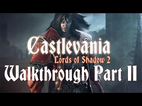 Castlevania: Lords of Shadow 2 110% Walkthrough 11 ( Sciences District ) The Train Station