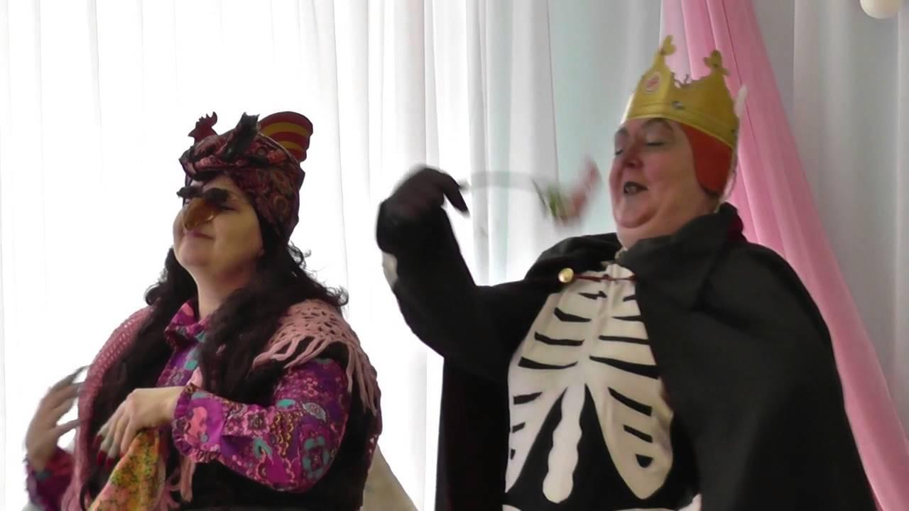 Поздравление от старухи шапокляк на 60 летний юбилей женщине 44