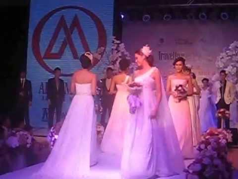 Áo cưới Alta Moda trình diễn thời trang cưới