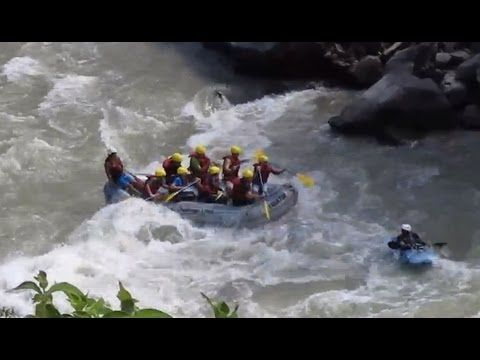 Rafting in Nepal - Sun Koshi River