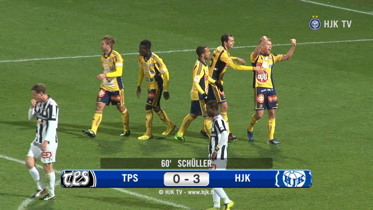 TPS Turku 0-3 HJK Helsinki