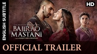 Bajirao Mastani Movie Trailer