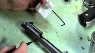 Beretta 92 Extractor Maintenance