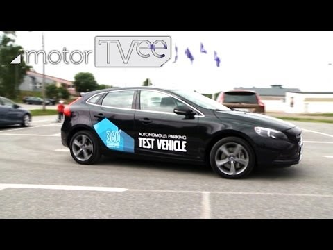 New Safety features from Volvo - A self driving car? | motorTVee