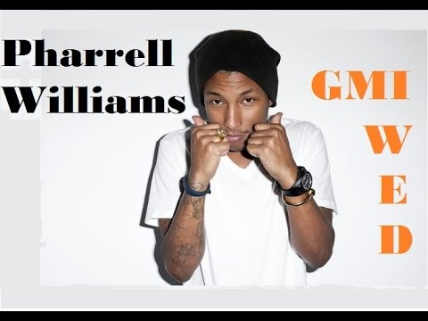 GMI WEDNESDAY: Pharrell Williams | BigMindSuccess