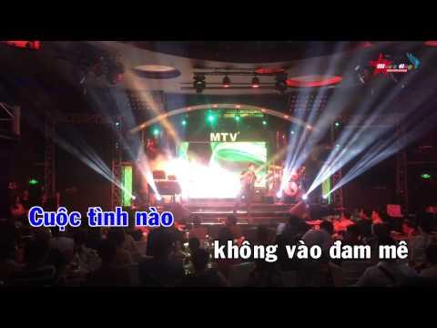 [MV KARAOKE HD] Hoa Cài Mái Tóc (Cha Cha) - Lương Gia Huy