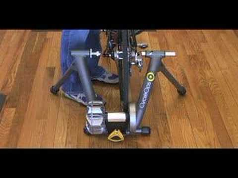 CycleOPS Trainer Install